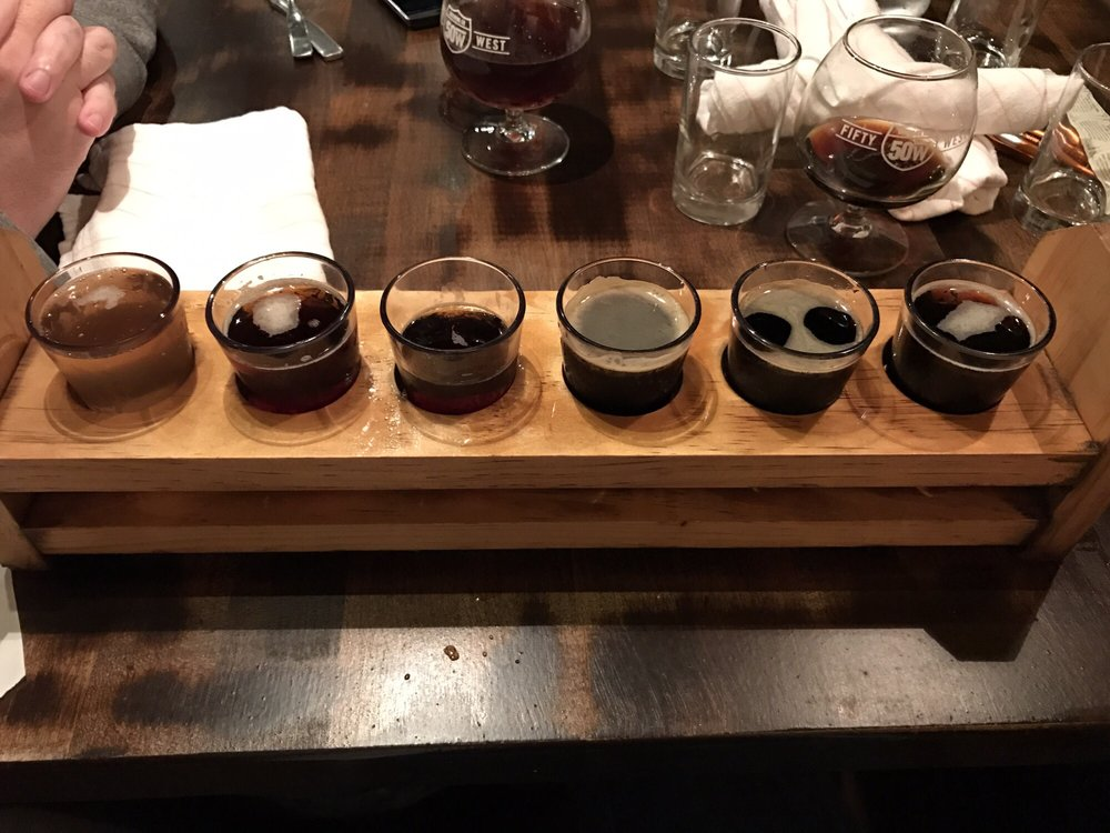 Fifty West Brewing Company: 7668 Wooster Pike, Cincinnati, OH