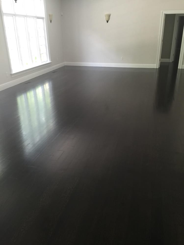 ebony wood floors - photo #22