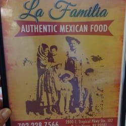 Authentic Mexican Restaurants In North Las Vegas