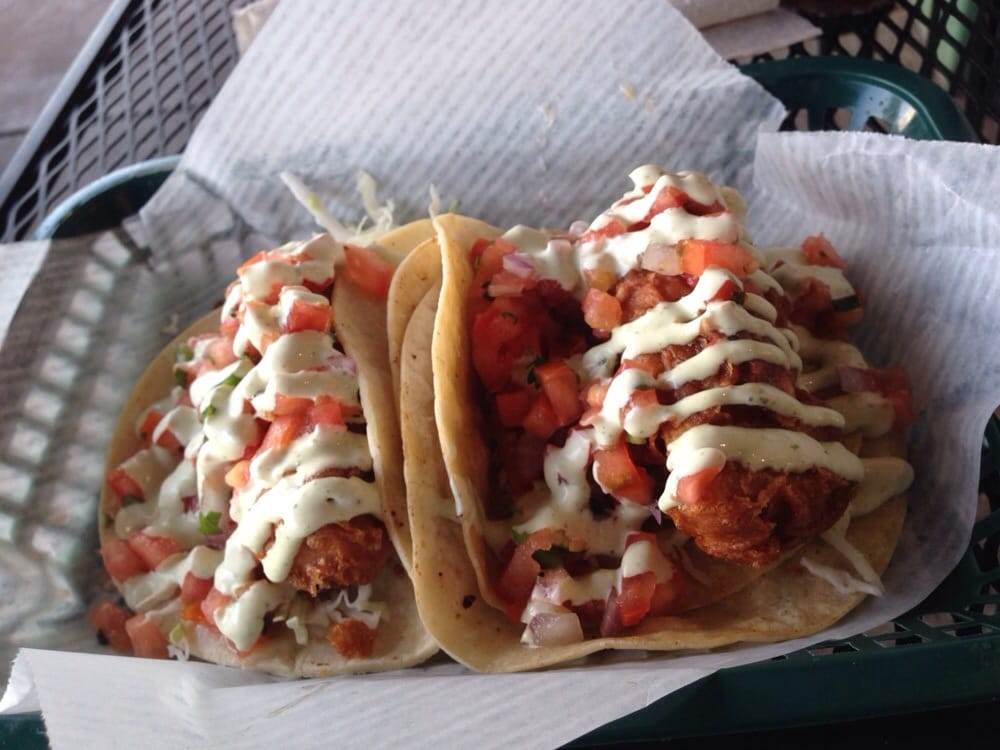 Best baja fish tacos hands down yelp for Fish market maui