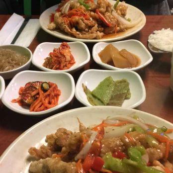 Good Korean Food In Toronto