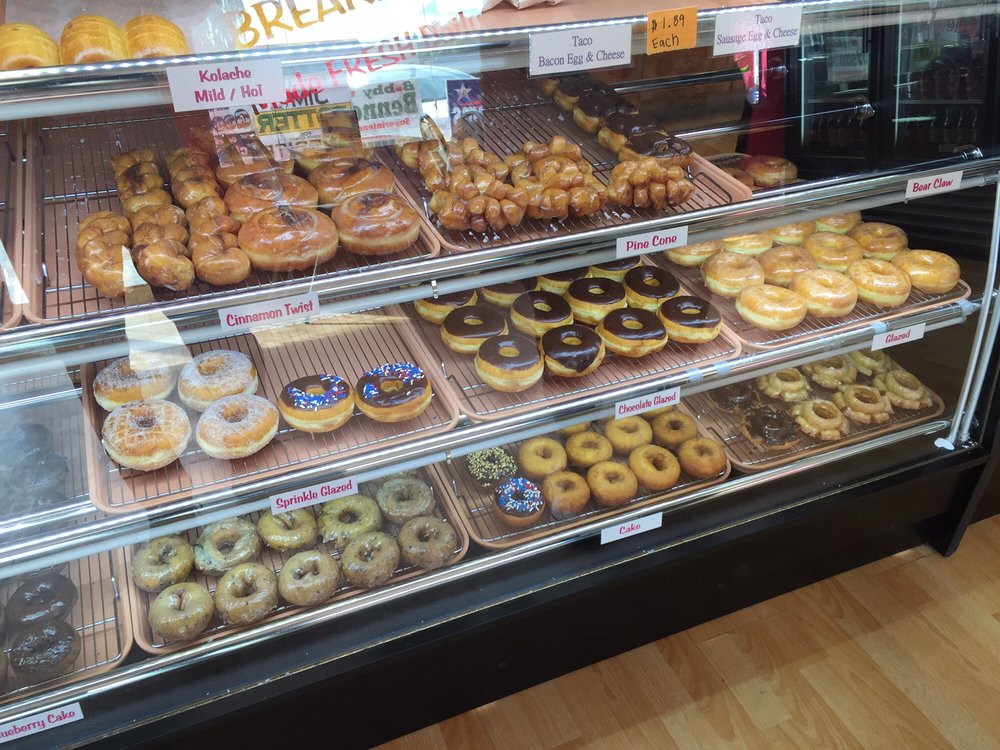 Sigy's Donuts & Kolaches: 11 N 10th Ave, Arcadia, FL