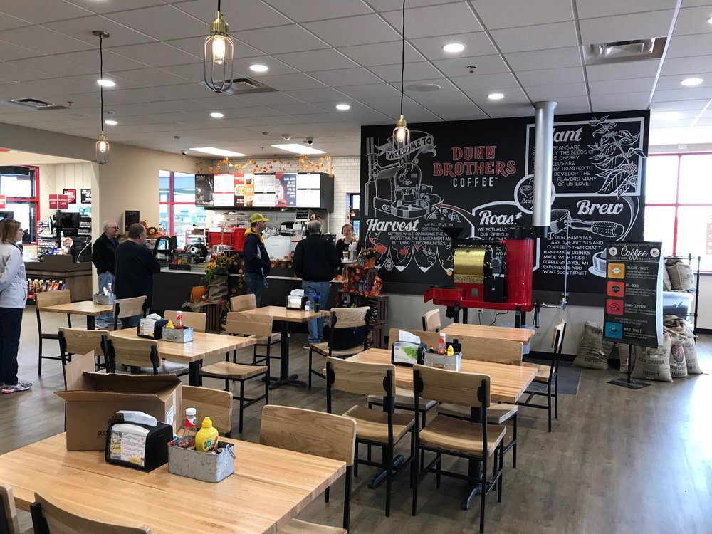 Dunn Brothers Coffee: 4907 Timber Pkwy, Fargo, ND