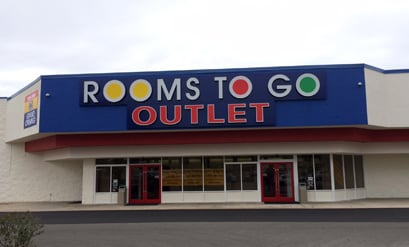 Rooms To Go Outlet Furniture Store Tallahassee Furniture Stores 1212 Capital Cir Se