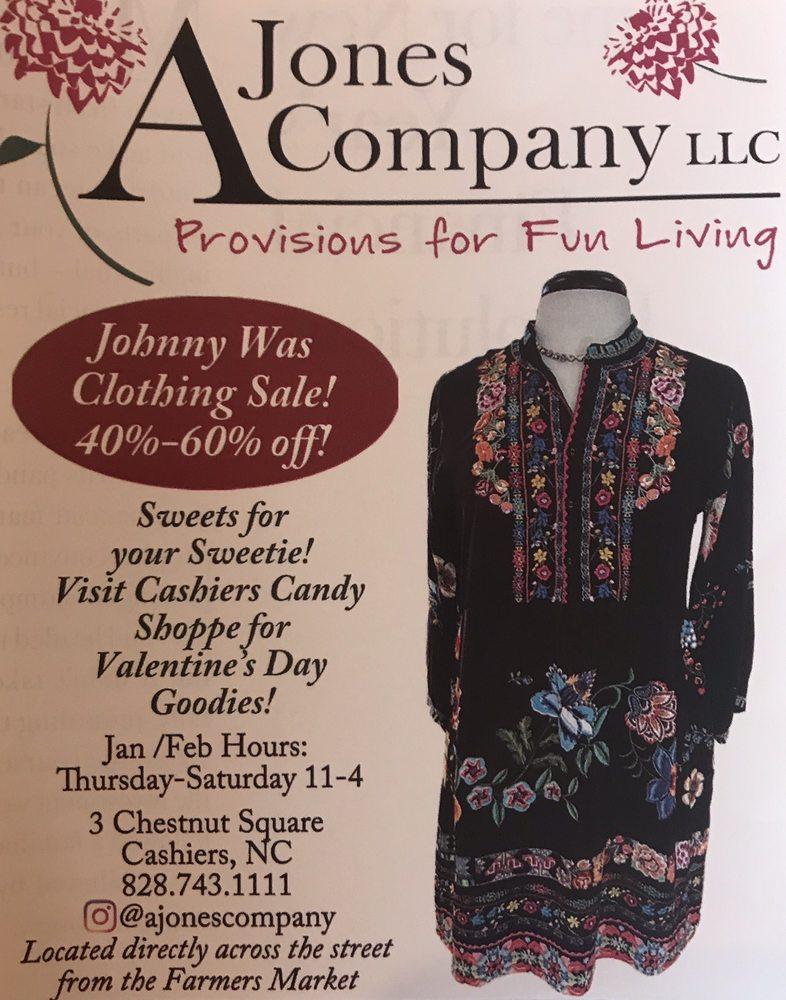 A Jones: 3 Chestnut Square, Cashiers, NC
