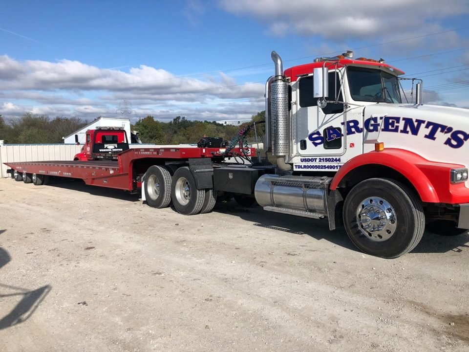 Towing business in Weatherford, TX