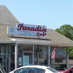 Paradise Cafe Blackstone Ma
