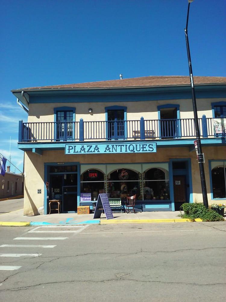 Plaza Antiques: 1805 Plaza St, Las Vegas, NM