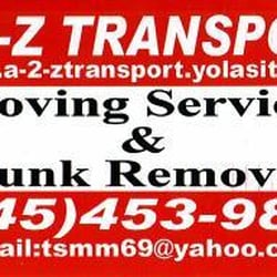 A-2-Z TRANSPORT Moving, Junk Removal & General Labor - Junk ...