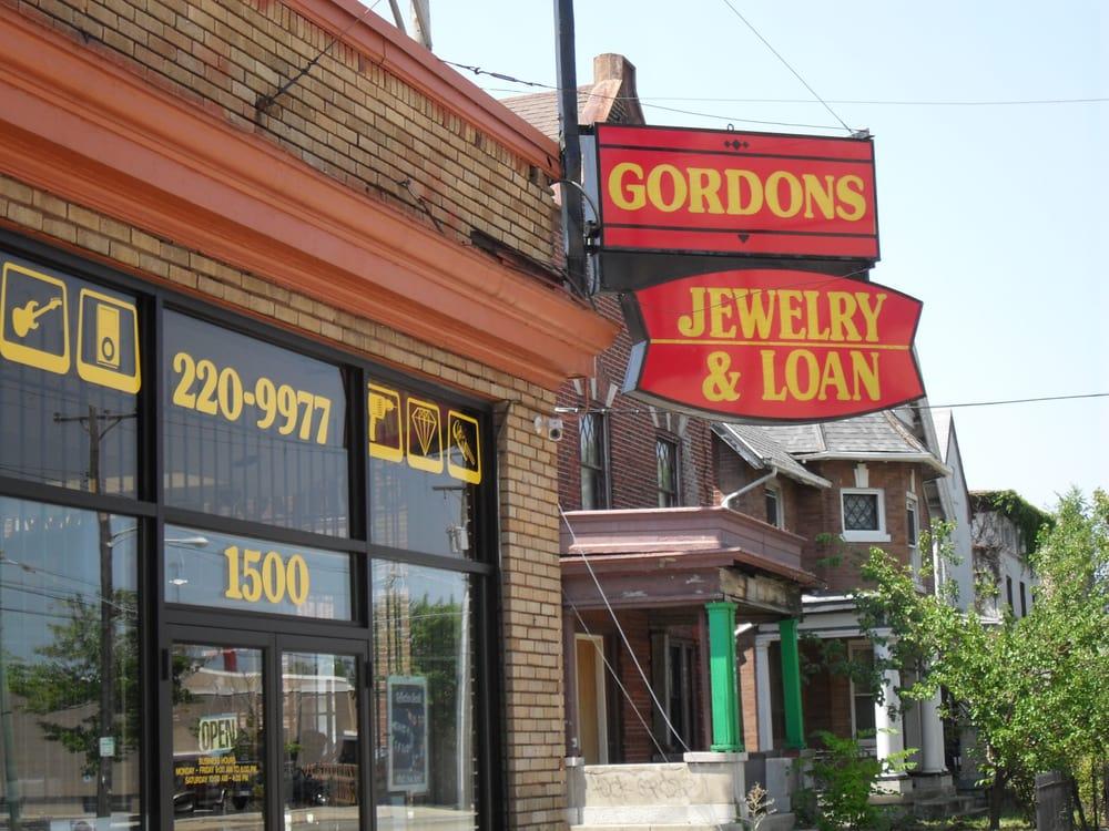 Gordons Jewelry and Loan