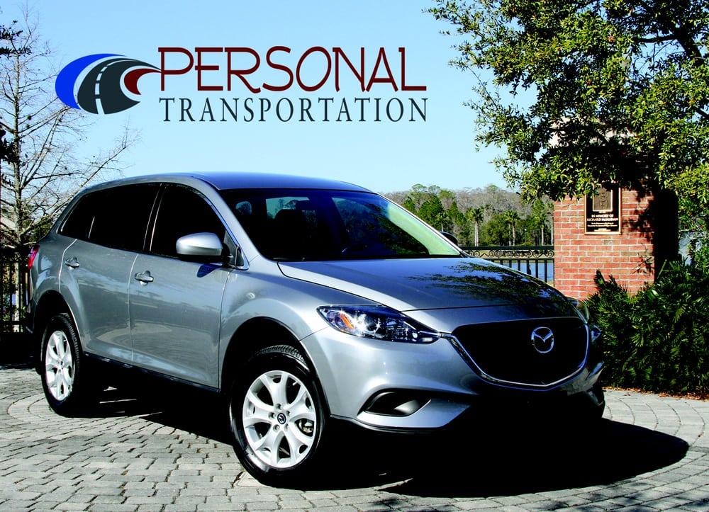 Personal Transportation: DeLand, FL