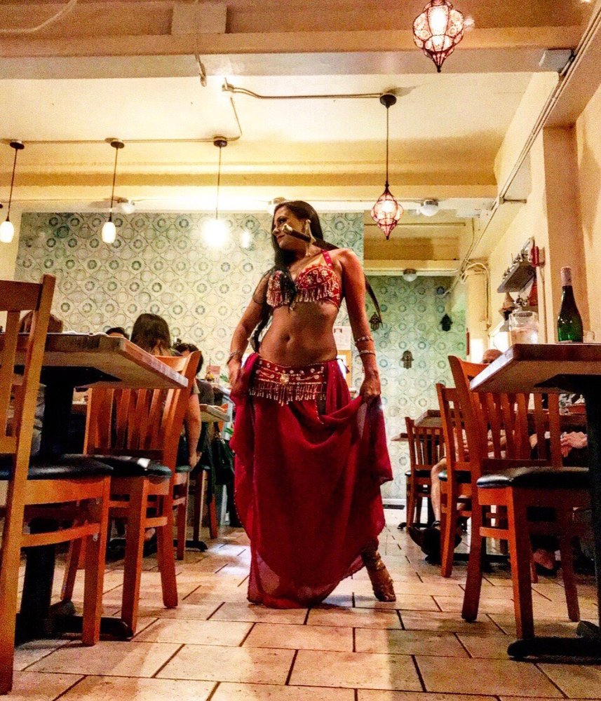 Belly Dancers In Paradise