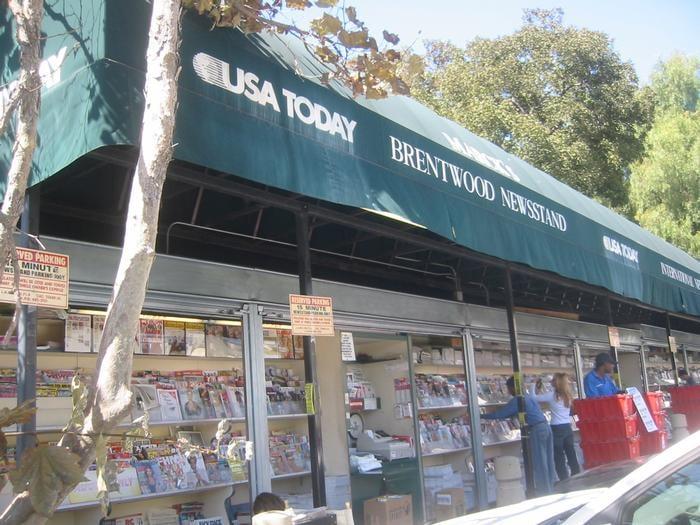 Whole Foods Los Angeles Ca  San Vicente Blvd