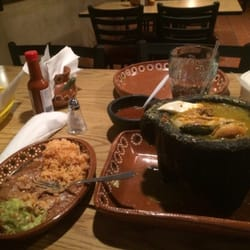 Photo Of El Ranchero Kennett Square Pa United States Green Salsa Molcajete