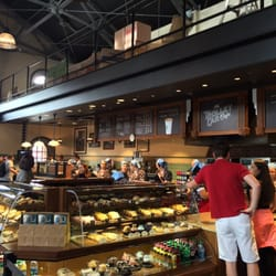 photo of the trolley car cafe starbucks kissimmee fl united states