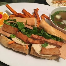 Photo Of Phoenix Garden Vegetarian Restaurant Richmond Va United States Vegan Banh
