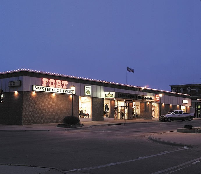 The Fort - Nebraska City: 903 Central Ave, Nebraska City, NE