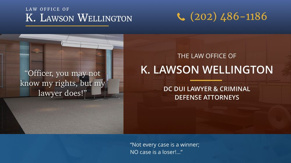 Law Office K Lawson Wellington: 1003 K St NW, Washington, DC, DC
