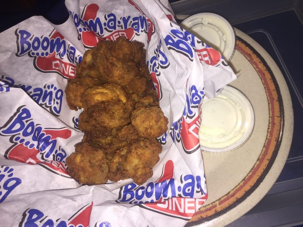 Boom-A-Rang Diner: 600 E 6th St, Okmulgee, OK