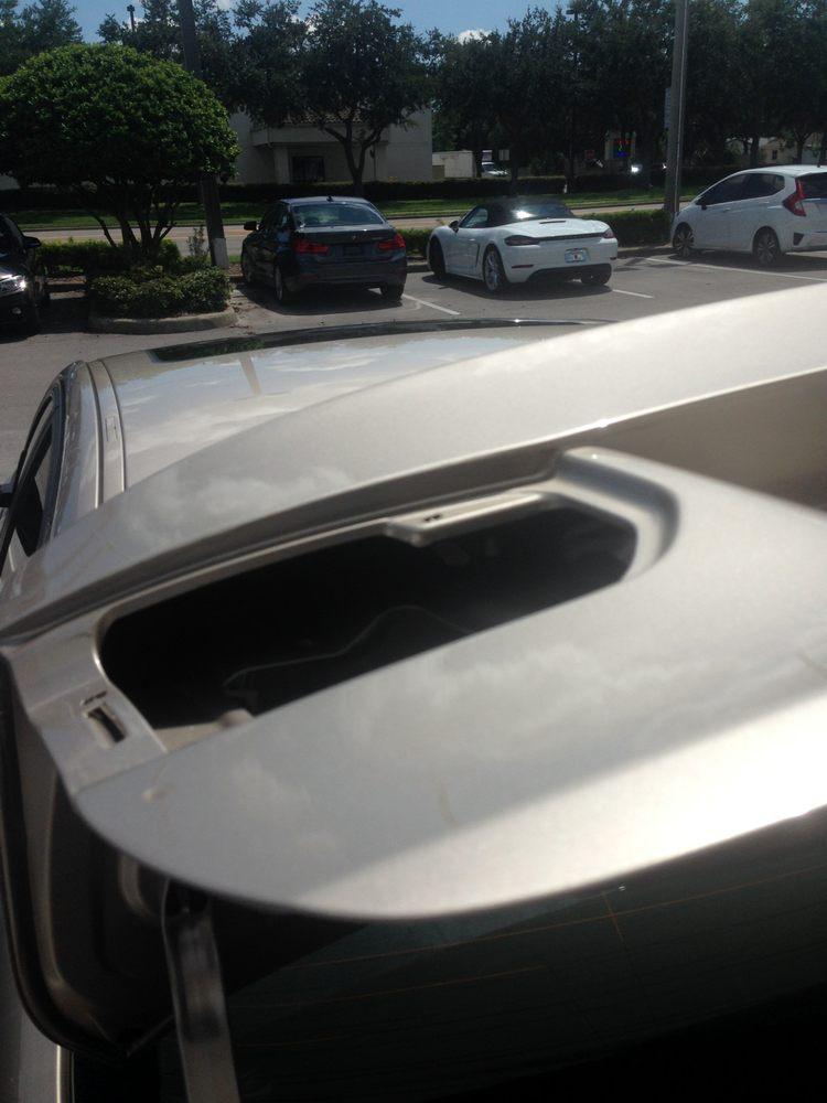Bert Smith BMW- Selling us a broken car. Repairing their mess ...