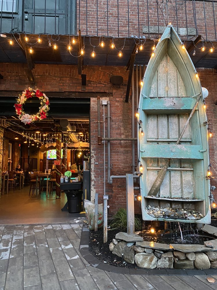 Spicket River Brewery: 56 Island St, Lawrence, MA