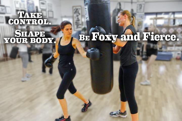 Foxy & Fierce