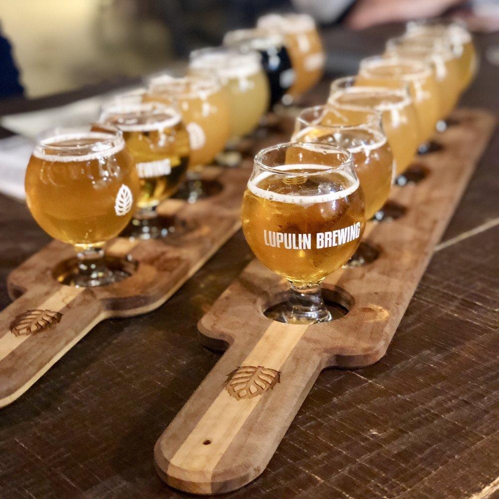 Lupulin Brewing: 570 Humboldt Dr, Big Lake, MN