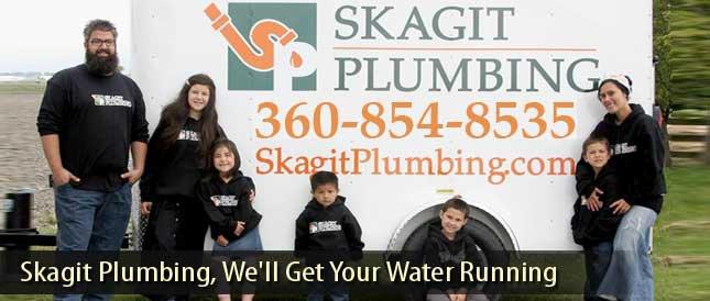 Skagit Plumbing: Mount Vernon, WA