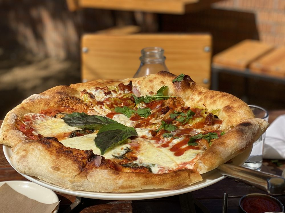 Social Spots from Pie Tap Pizza Workshop + Bar