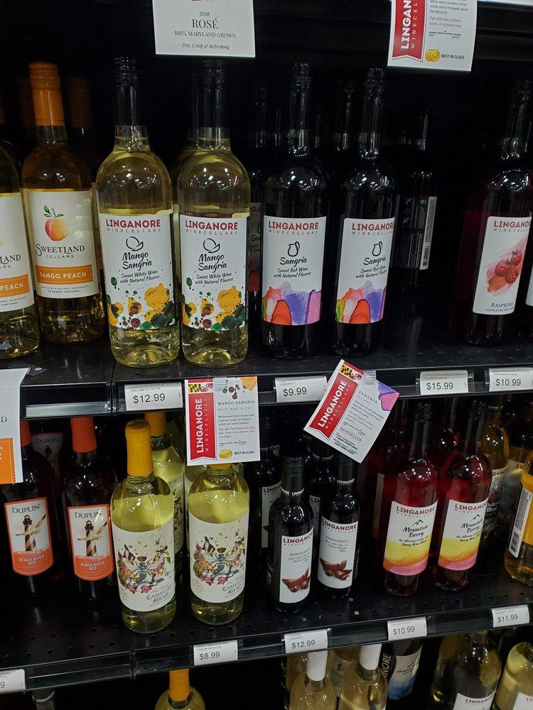 LAX Wine & Spirits: 11011 Baltimore Ave, Beltsville, MD