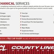 County Line Auto Body Auto Repair 278 Alexander Ave