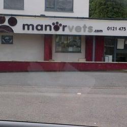 Manor Vets - Vets - 29 Bunbury Road, Birmingham, West Midlands