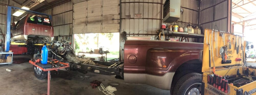 Young's Auto Repair: 22171 Cragon Rd, Harlingen, TX