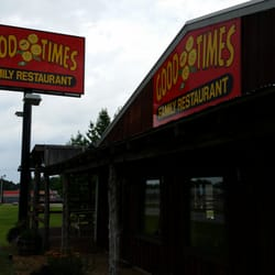 Photo Of Good Times Family Restaurant R Springs Ar United States Signage