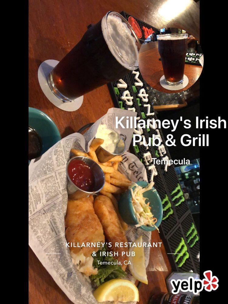 Killarney's Irish Pub & Grill
