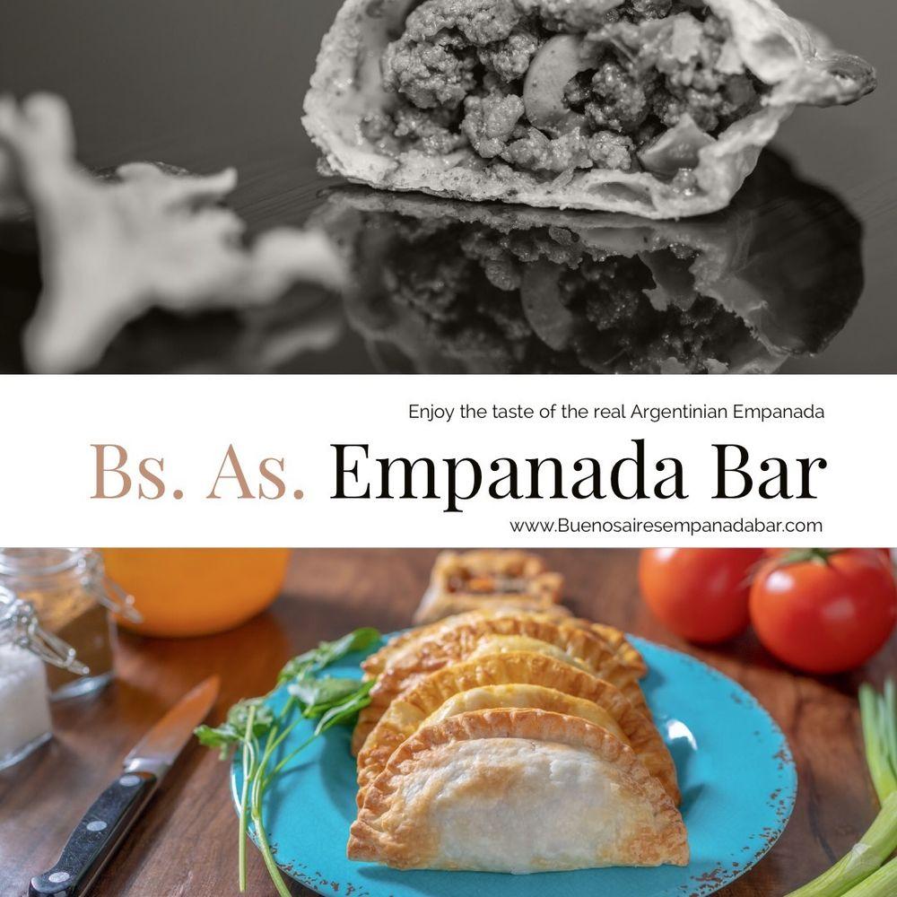 Buenos Aires Empanada Bar: 1362 Naamans Creek Rd, Garnet Valley, PA