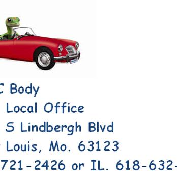 Jay Body GEICO Insurance Insurance 5516 S Lindbergh Blvd