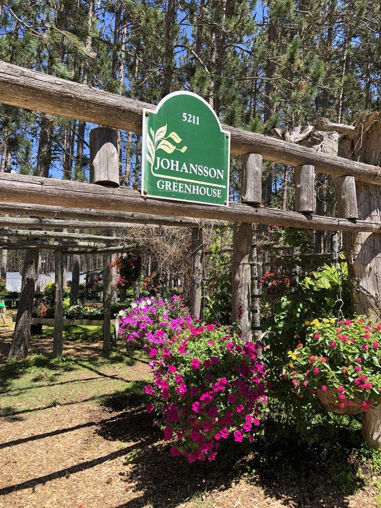 Johansson's Greenhouse: 5211 Pickerel Lake Rd, Petoskey, MI