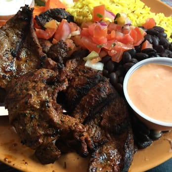 Photo Of Primo Patio Cafe   San Francisco, CA, United States. Lamb Platter