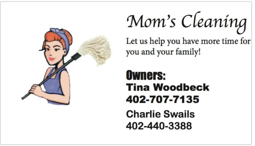 Mom's Cleaning: 104 W 5th St, Hickman, NE