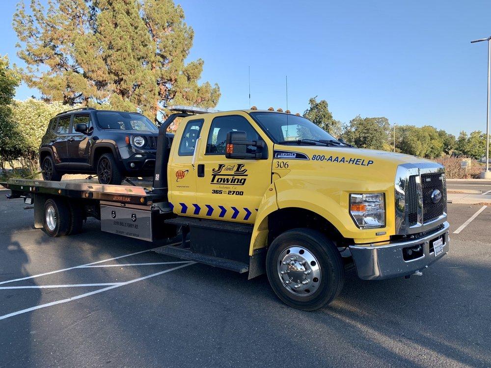 J & L TOWING: 3298 Balls Ferry Rd, Cottonwood, CA