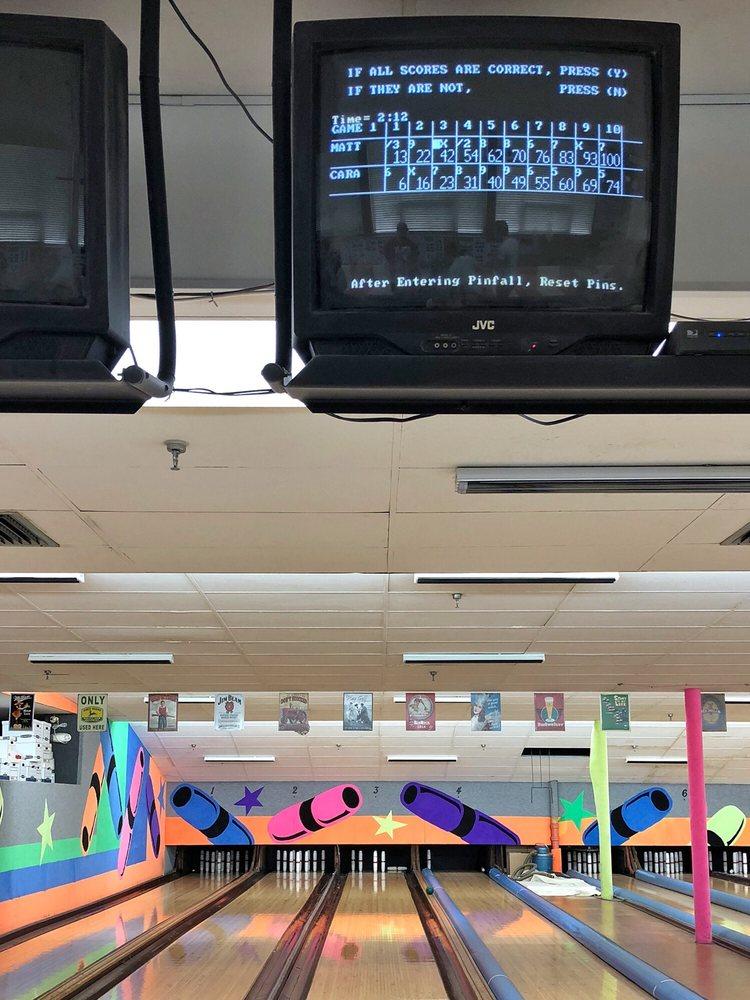 Social Spots from Putnam Street Bowling Alleys