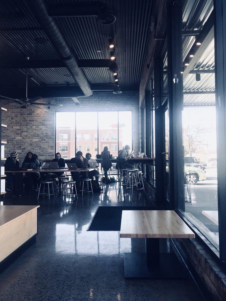 Gray Squirrel Coffee Company: 360 E Main St, Carrboro, NC