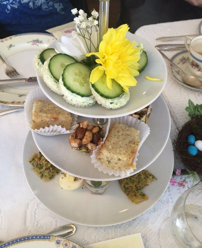Sweet Shalom Tea Room: 8216 Erie St, Sylvania, OH