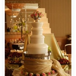 An Elegant Touch Chocolate Fountains and Wedding Rentals - Get Quote ...