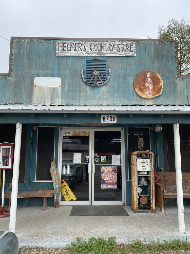 Helmer's Country Store: 8206 Par Rd 131, Forest, LA