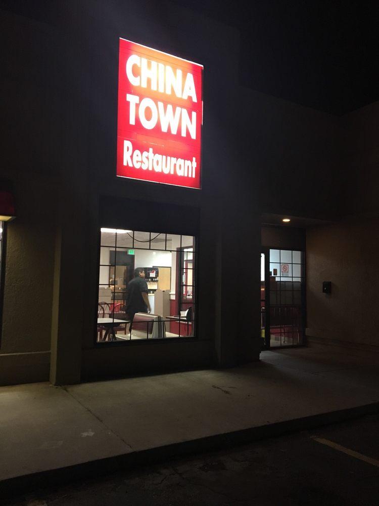 China Town Restaurants: 510 W Desmond St, Winslow, AZ