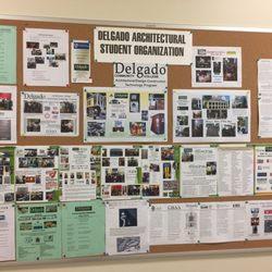 on delgado city park campus map