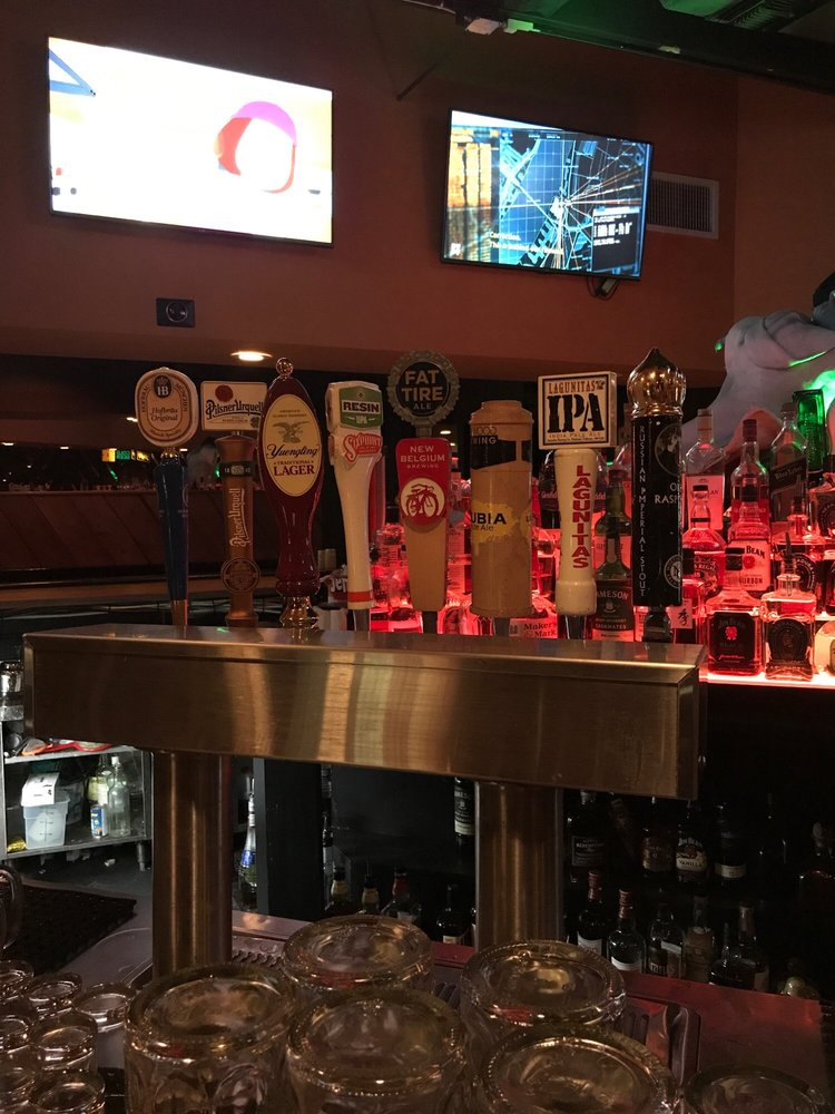 The Bend Liquor Lounge