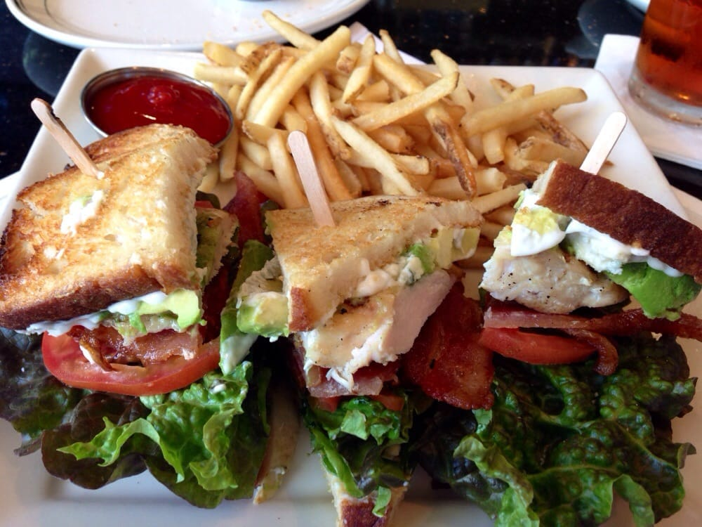 Cobb Club Sandwich - Yelp